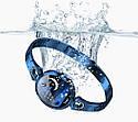 Жіночі розумні фітнес годинник Smart band Colmi AK15 Blue, фото 3