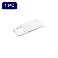 Шторка для веб-камеры Webcam Cover Privacy Protection для смартфона, ноутбука, планшета White