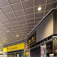 Гипсовая потолочная плита Knauf Danoline Tiles 600 Metallic