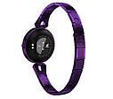 Женские умные фитнес часы Smart band Colmi AK15 Purple, фото 3