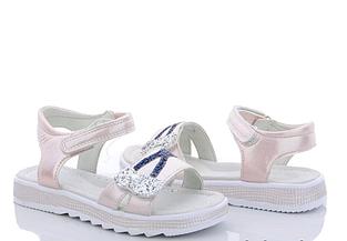 """Босоножки для девочек """"Вишенка""""от Jong Golf, 37 размер"""