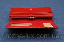 Гаманець червоний місткий довгий Balisa, фото 3