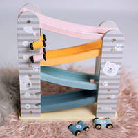 Игровой набор Viga Toys PolarB автотрек