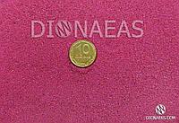 Кварцевый песок мелкий цвет китайский розовый для создания флорариумов, композиций с растениями и творчества