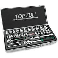 Инструмент для СТО, шиномонтажа TOPTUL  набор 34 еденицы