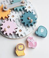 Деревянная игрушка Viga Toys Шестерни PolarB