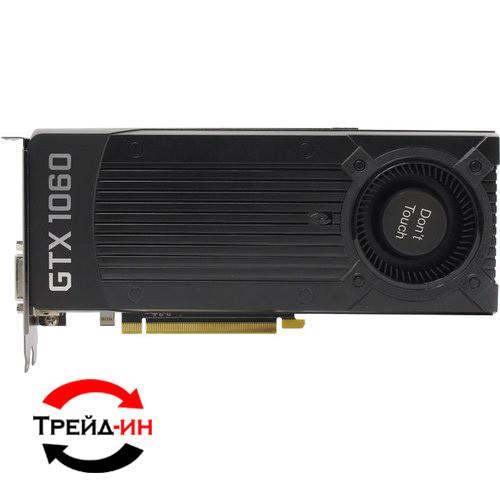 Zotac GTX 1060 6Gb Extreme Plus OC (GTX1060-6GD5 Plus OC), б/у