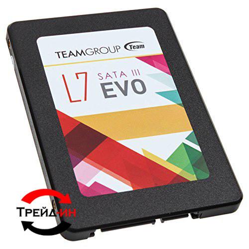 Sata 2.5 SSD  60Gb Team L7, б/у