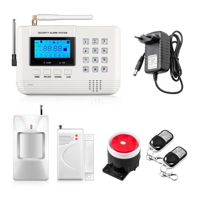 GSM сигнализация  Q2 для охраны дома, дачи , гаража. 231304