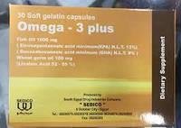 Витамины бад для волос и ногтей omega 3 Египет оригинал рыбий жир (для волос)