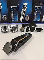 Машинка для стрижки волос 5 В1 KEMEI KM-1832 (40 шт)