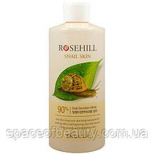 Тонер для лица с муцином улитки Enough Rosehill Snail Skin 90%