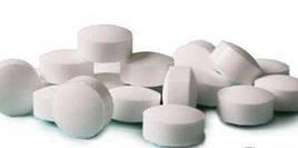 Таблетированная соль(таблетка 10 гр) 25 кг