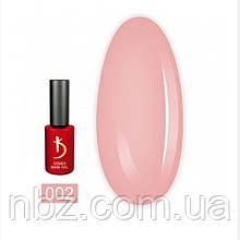 Cover Base Gel № 02 (камуфлирующее базовое покрытие), 7мл