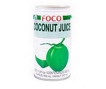 Напиток Сок Foco Кокос 350 л