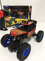 Позашляховик джип на радіокеруванні Alliance Spider ZR2065 Kronos Toys, машинка акумуляторна