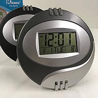 Настенные электронные часы на батарейках KK-6870/1229