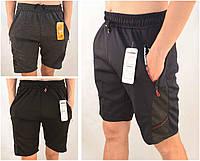 Шорты мужские трикотажные с молниями на карманах XL - 5XL Бриджи Ao longcom