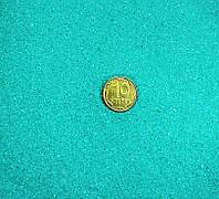 Кварцевый песок мелкий бирюзовый для создания флорариумов, композиций с растениями и иного творчества