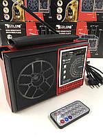 Радіоприймач Golon RX-132 (USB+SD)
