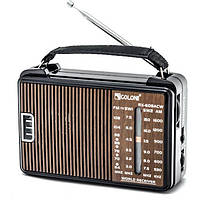 Радіоприймач GOLON RX 608