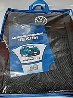Чехлы на сиденья Авточехлы Volkswagen T4 1+2 1990-2003 з с цел 3 подг Prestige фольксваген т4