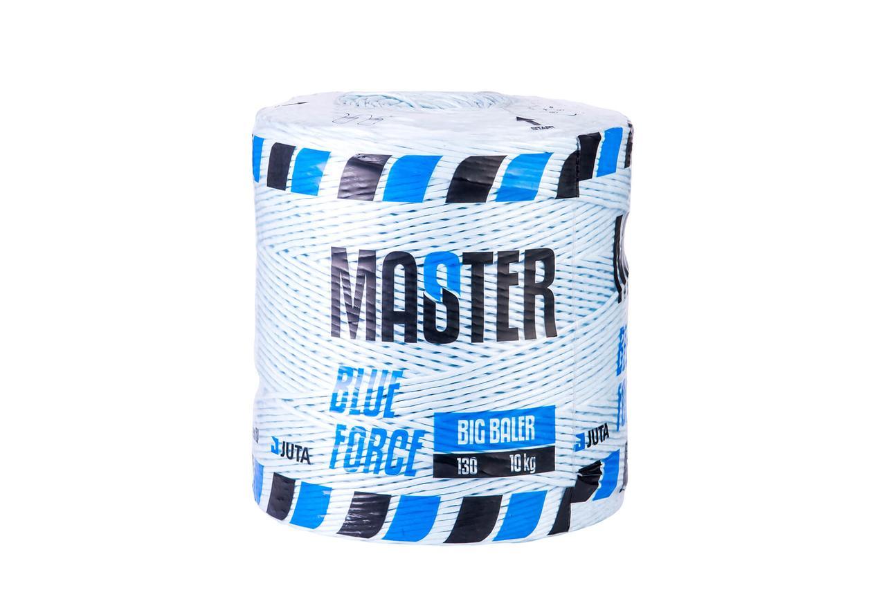 Шпагат для тюковки соломы JUTA MASTER  130 / Юта Мастер БФ 130; 1100 м, 430 кг на разрыв с НДС