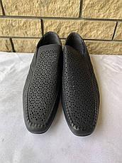 Туфли мужские летние DEARFION, фото 3
