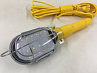 Автомобильная лампа WD-041D/4124  WORKING LIGHT 10M/ 25LED/ 220V (40 шт)