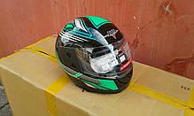 Шлем-интеграл BLD-825 Monster Energy черный, фото 3