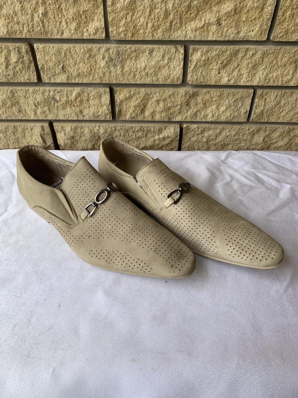 Туфли мужские летние DALAO