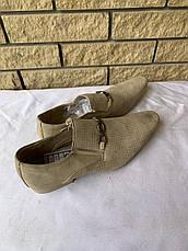 Туфли мужские летние DALAO, фото 3