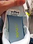 Чоловічі кросівки Nike Air Max 270 Flyknit (біло-зелені) 415TP, фото 6