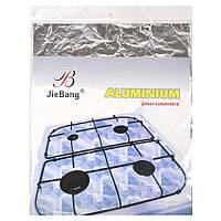 Фольга для газовой плиты, 50х60 см