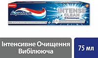 """Зубная паста """"Отбеливающая"""" Aquafresh Intense Clean 75 мл"""
