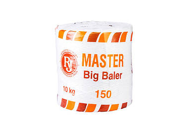 Шпагат для тюковки соломы ШПАГАТ JUTA MASTER 150 / Юта 150 ; 1400 м  360 кг на розрив с НДС
