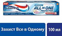 """Зубная паста """"Защита"""" Aquafresh All in One Protection 100 мл"""