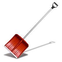Лопата Лемира с пластиковым черенком