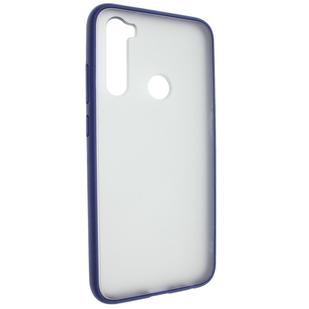 Чехол HOCO для XIAOMI Redmi Note 8 Синий