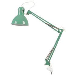 IKEA TERTIAL (704.472.19) TERTIAL Настольная лампа, светло-зеленый