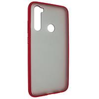 Чохол HOCO для XIAOMI Redmi Note 8 Червоний