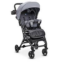 Легкая прогулочная коляска EL CAMINO ME 1039 IDEA Gray | Коляска Эль ME 1039 Камино Идея Серый