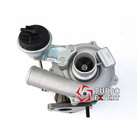 Турбина Nissan Micra 1.5 DCI 82 HP, 54359700002, 54359880002, K9K-260, 14411-BN701, 14411BN701, 2001+