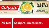 Зубна паста Colgate Древні секрети бездоганна свіжість з маслом лимона і алое 75 мл