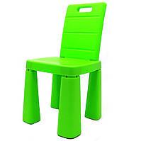 Стульчик-табурет детский Doloni-toys, зеленый, 30х30х60 см (04690/2)