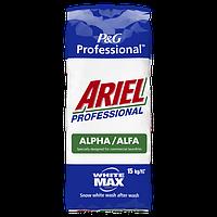 Пральний порошок Ariel Alpha Professional 15 кг 130 стир