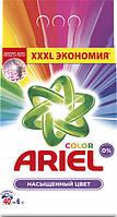 Стиральный порошок Ariel Color для цветного, 6 кг 40 стир, фото 1