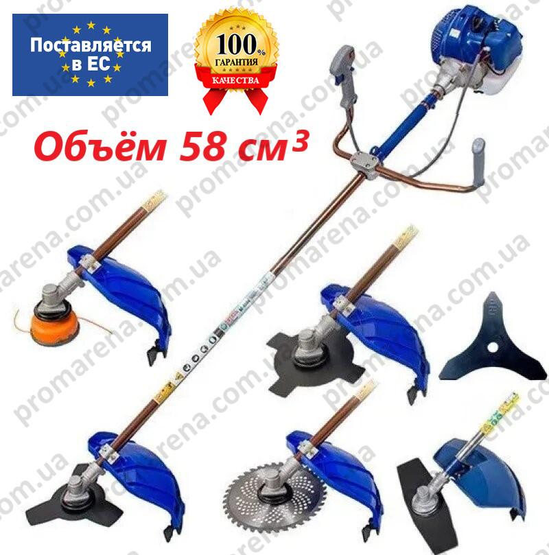 Бензокоса Байкал ББТ-5800