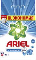 Стиральный порошок Ariel Lenor Effect, универсал, 4,5 кг 30 стир