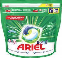 Капсулы для стирки универсального белья Ariel Pods Все-в-1 Горный Родник 35 шт